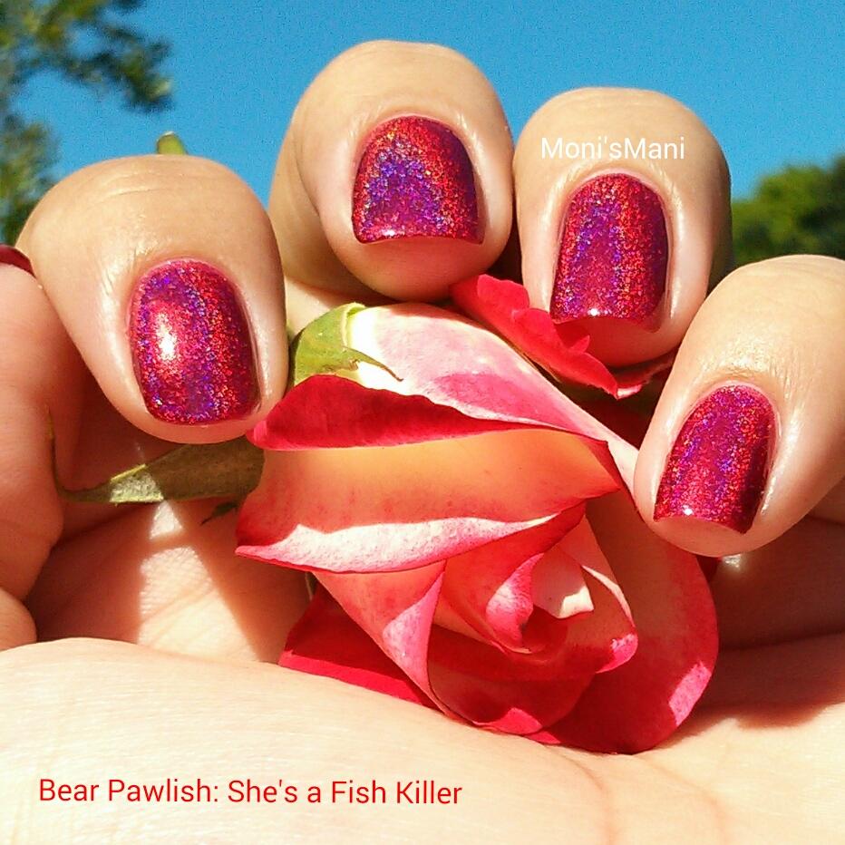 Bear Pawlish She's a fish killer (4)