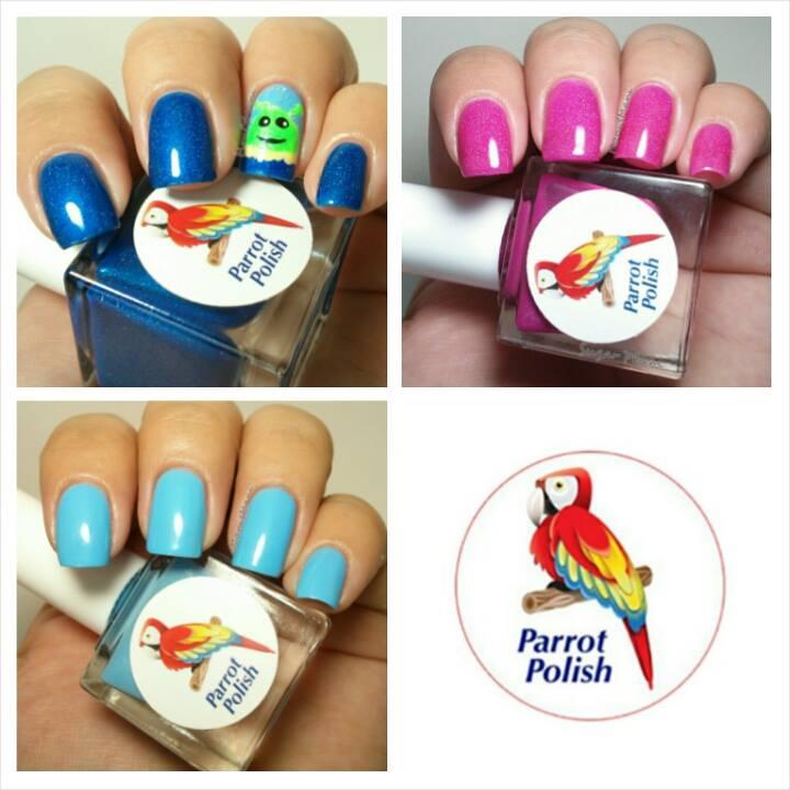 parrot polish 2 portada