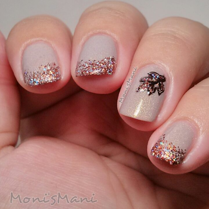 prosseco nail art