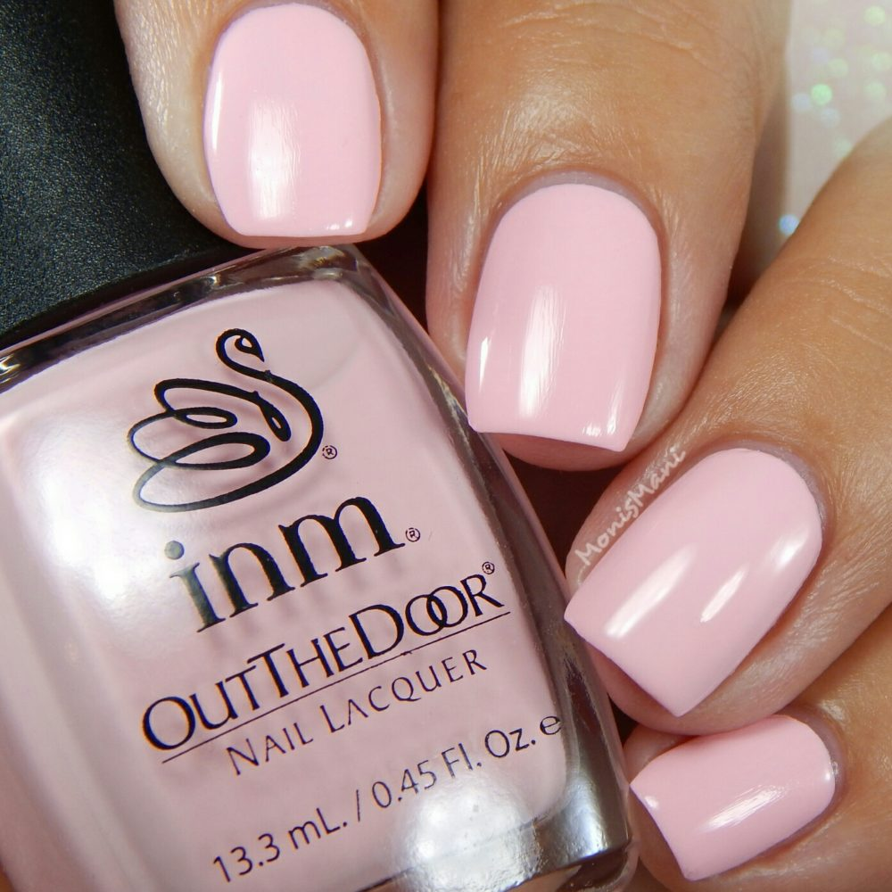 INM Nail Lacquer – Swatch and Review   Monismani