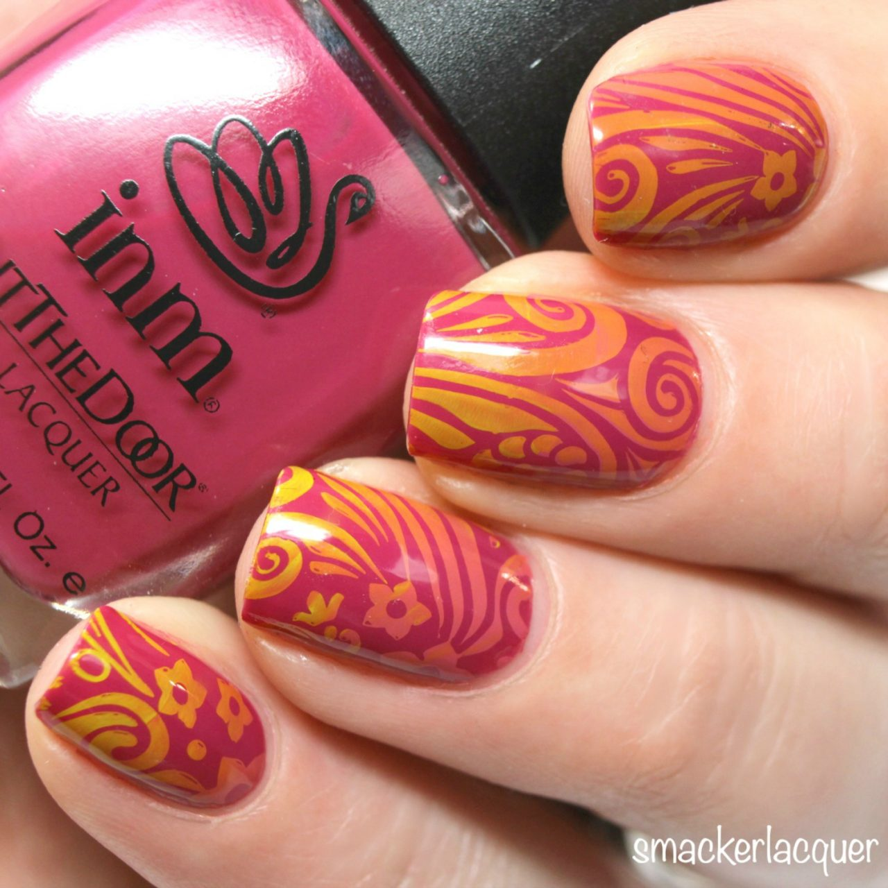 Guest Post – Smackerlacquer | Monismani
