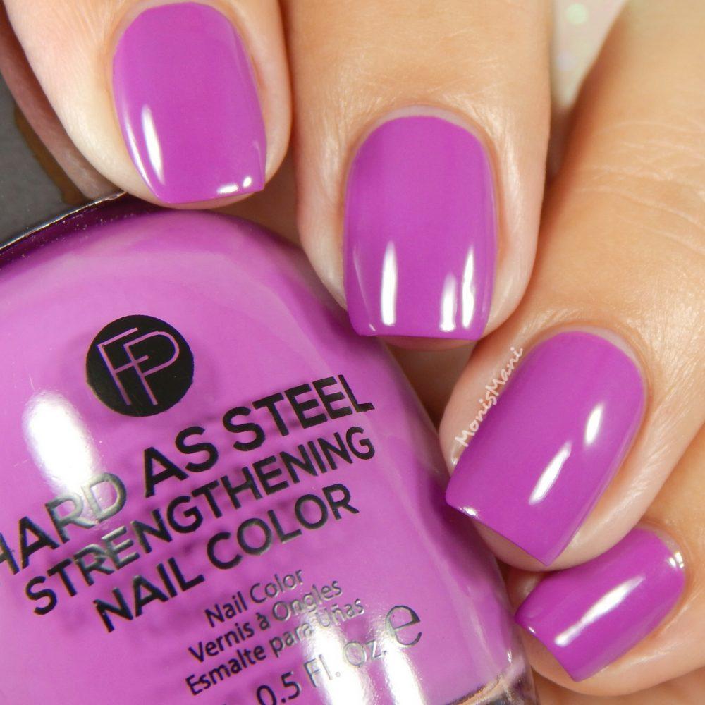 Fingerpaints Hard As Steel Strengthening Nail Color Monismani